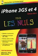 Vente Livre Numérique : IPhone 3GS et iPhone 4 ed IOS5 Poche Pour les Nuls  - Edward C. BAIG - Bob LEVITUS