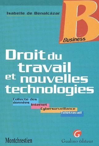 Droit du travail et nouvelles technologies