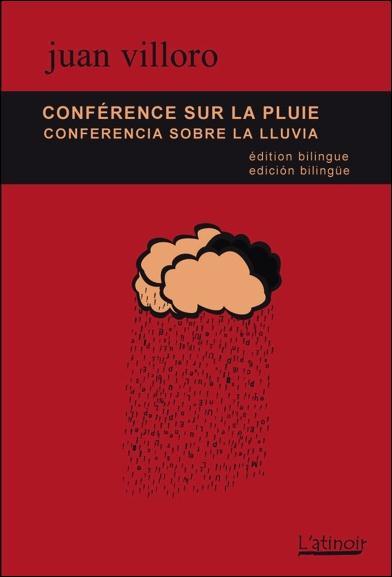 Conférence sur la pluie ; conferencia sobre la lluvia
