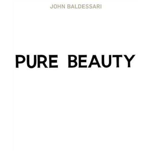 John Baldessari ; pure beauty