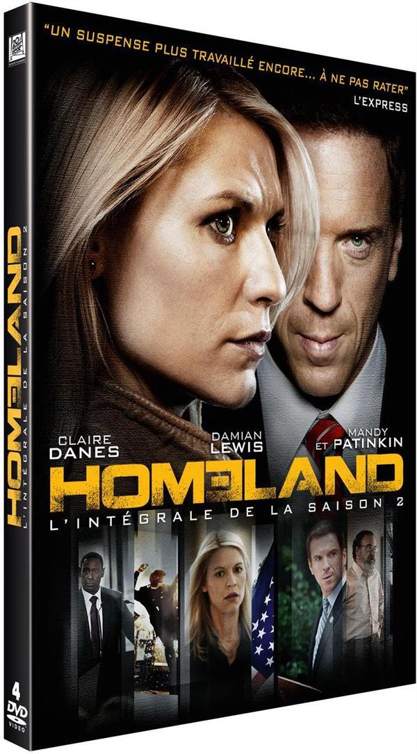 Homeland - L'intégrale de la Saison 2