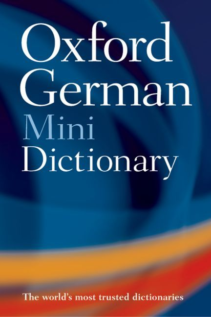 OXFORD FRENCH MINIDICTIONARY 4TH EDITION