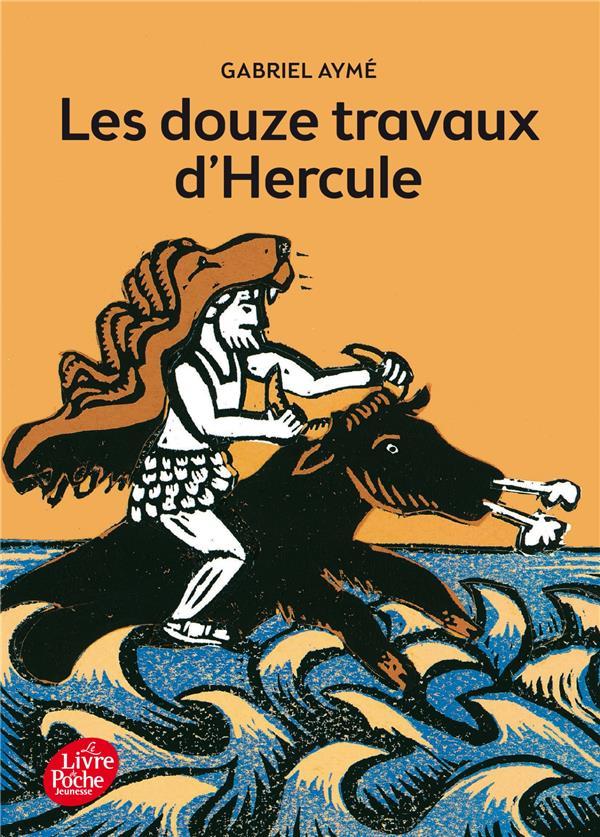 AYME-G - LES DOUZE TRAVAUX D'HERCULE