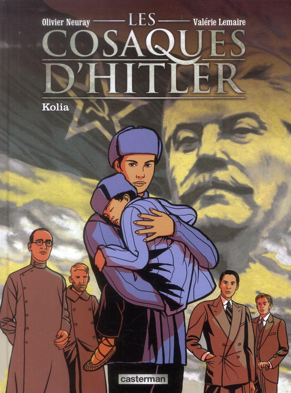 Les cosaques d'Hitler t.2 ; Kolia
