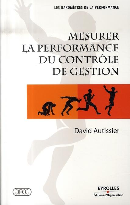 Mesurer La Performance Du Controle De Gestion