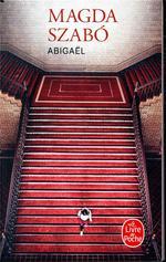Couverture de Abigael