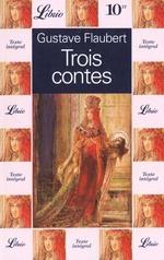 Couverture de Trois contes