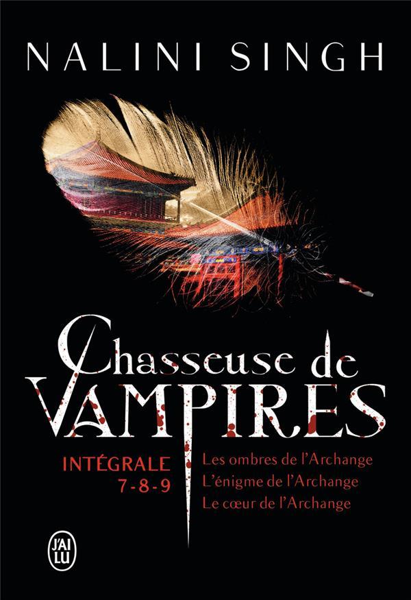 Chasseuse de vampires ; intégrale t.7 : les ombres de l'archange, t.8 : l'énigme de l'archange , t.9 : le coeur de l'archange