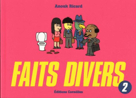 Faits divers Vol.2 Ricard Anouk