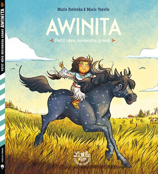 Awinita ; petit rêve deviendra grand