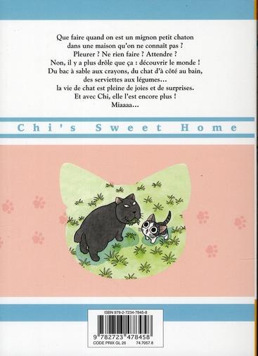 Chi ; une vie de chat t.2