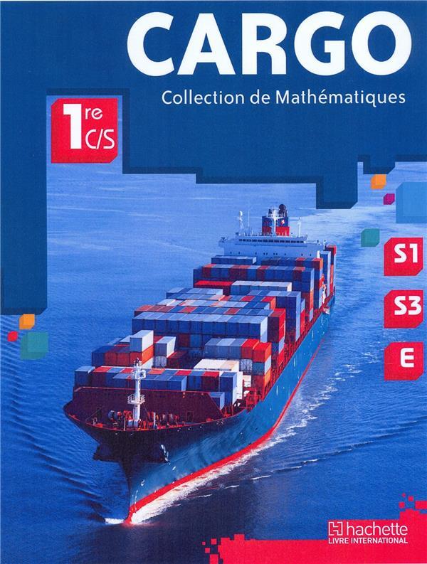 Cargo ; mathématiques ; 1re c/s