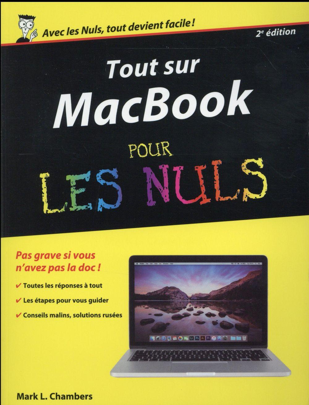 Chambers Mark L. - Tout sur MacBook pour les nuls