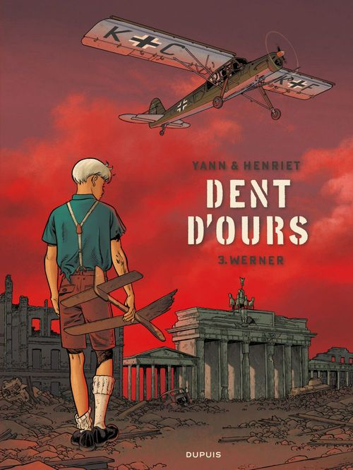 Dent d'ours T.3 ; Werner