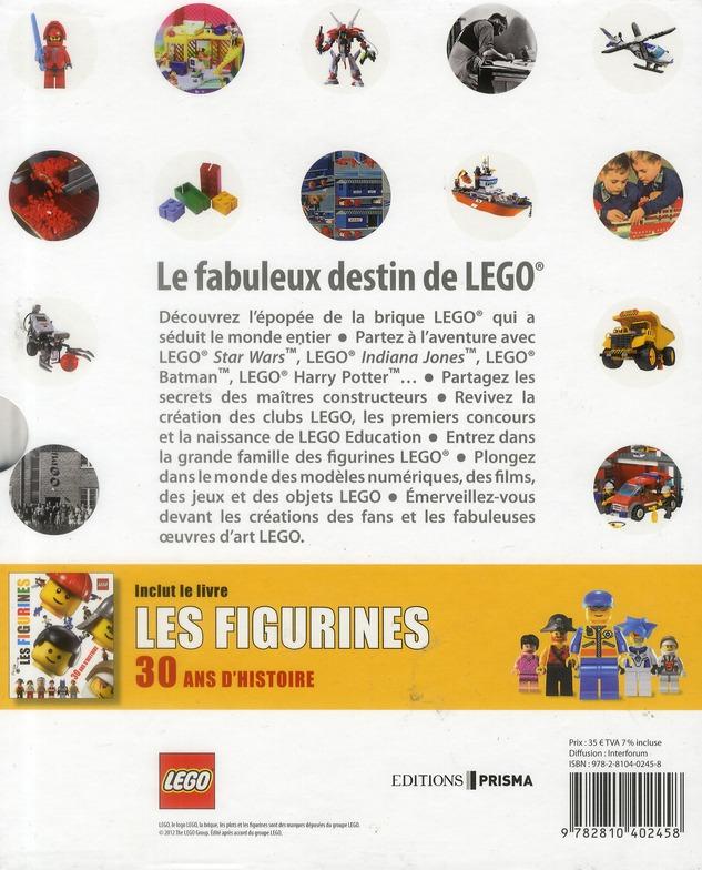 Lego ; le coffret collector