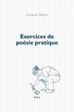 Vente Livre Numérique : Exercices de poésie pratique  - François Matton