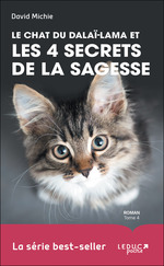 Vente EBooks : Le chat du Dalaï-Lama et les 4 secrets de la sagesse  - David Michie
