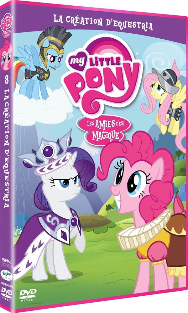 My Little Pony : Les amies c'est magique ! - Saison 2, Vol. 8 : La création d'Equestria