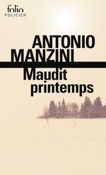 Vente EBooks : Maudit printemps. Une enquête de Rocco Schiavone  - Antonio Manzini