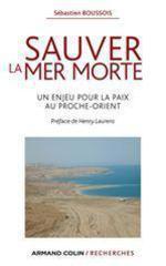 Vente Livre Numérique : Sauver la mer Morte  - Sébastien BOUSSOIS