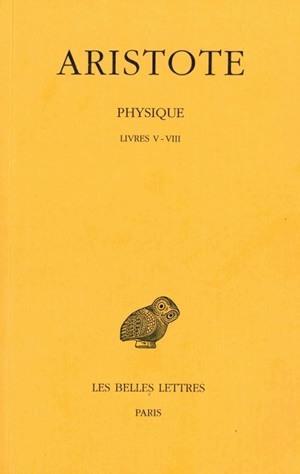 PHYSIQUE T.2  -  LIVRES 5 A 8