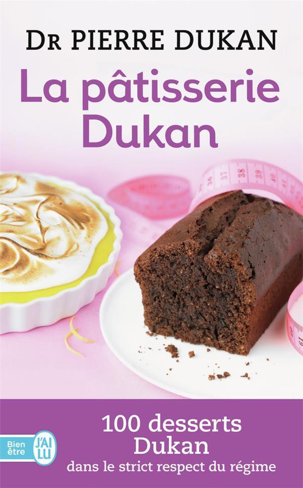 Les pâtisseries Dukan