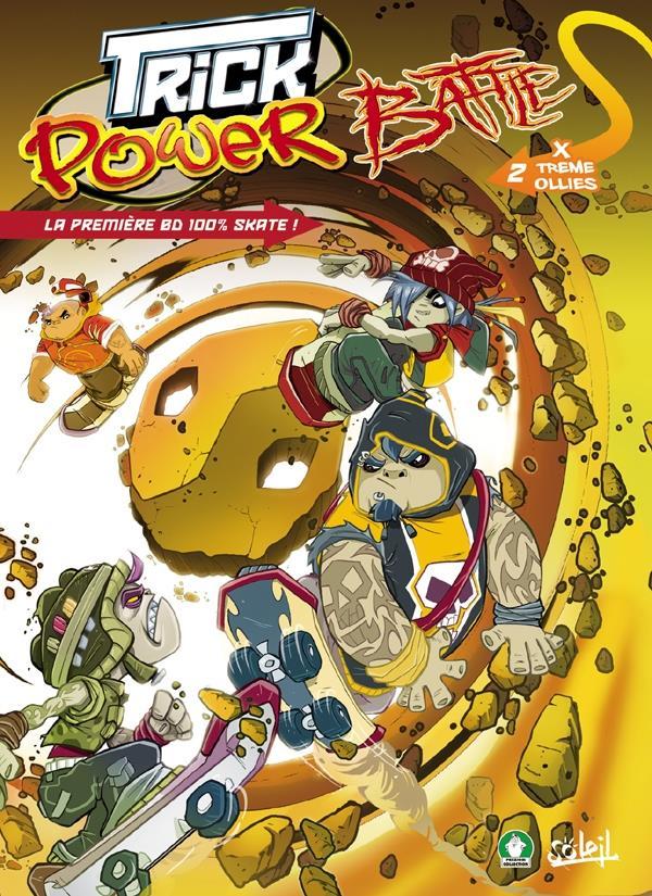 Trick power battle t.2
