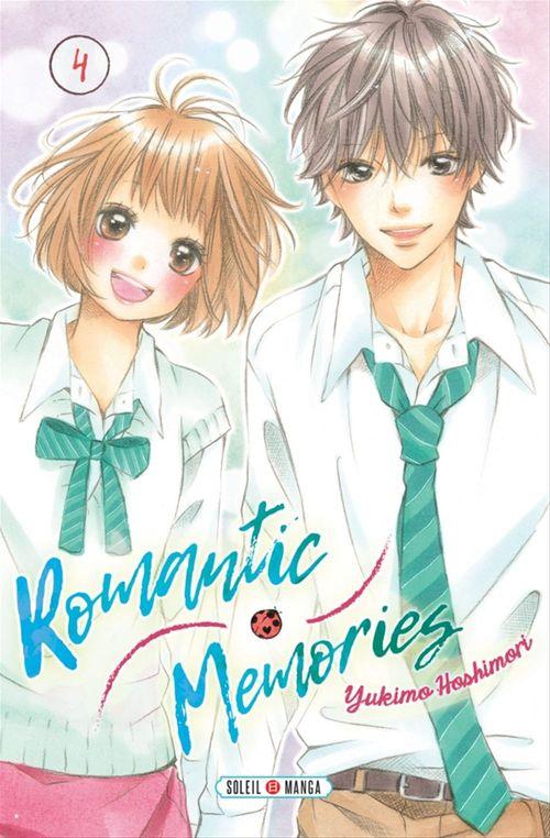 Vente Livre Numérique : Romantic Memories T04  - Yukimo Hoshimori