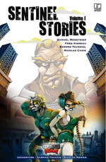 Vente Livre Numérique : Sentinel Stories  - Fred Vigneau - Samuel Menetrier