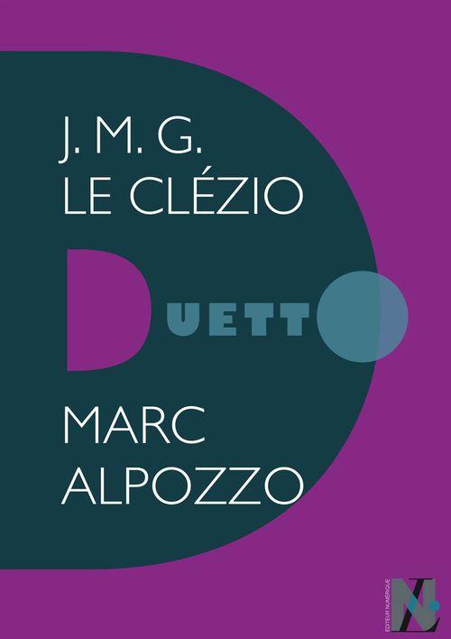 J.M.G. Le Clézio - Duetto  - Marc ALPOZZO
