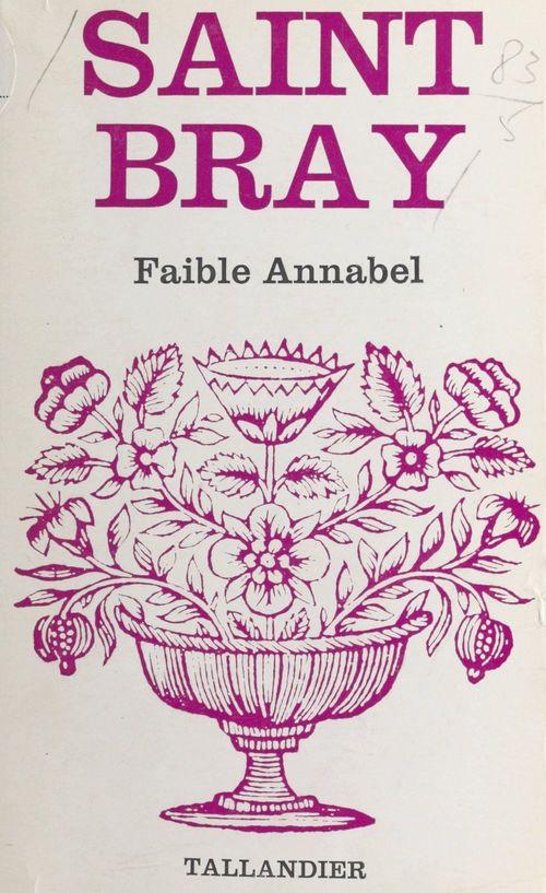 Faible Annabel