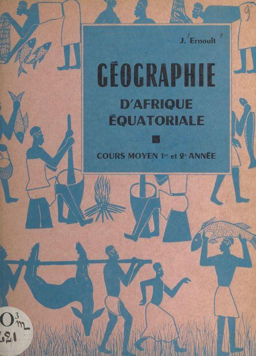 Géographie d'Afrique équatoriale