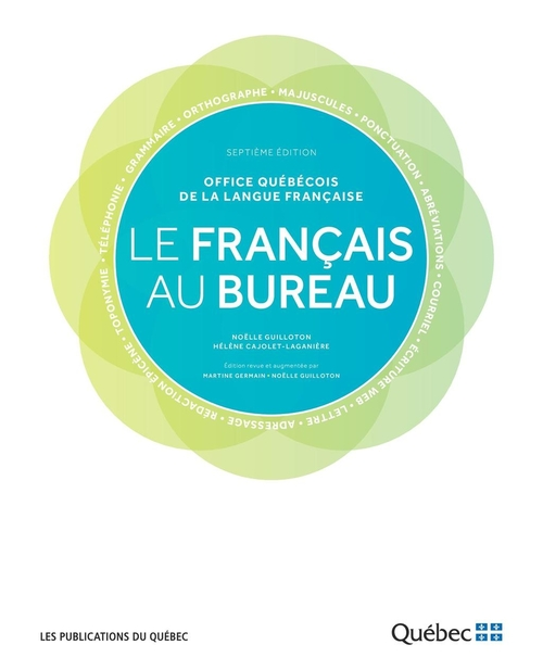 Le francais au bureau 7e edition