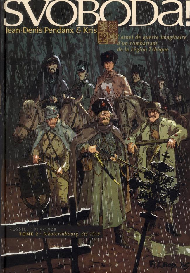 Svoboda t.2 ; Iekaterinbourg, été 1918