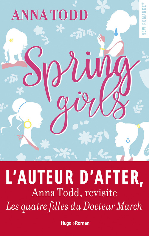 Spring girls -Extrait offert-