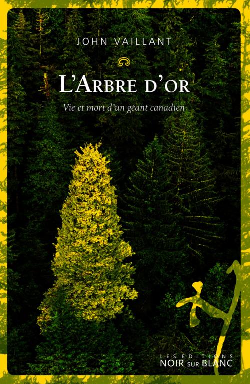 L'arbre d'or ; une histoire mythique