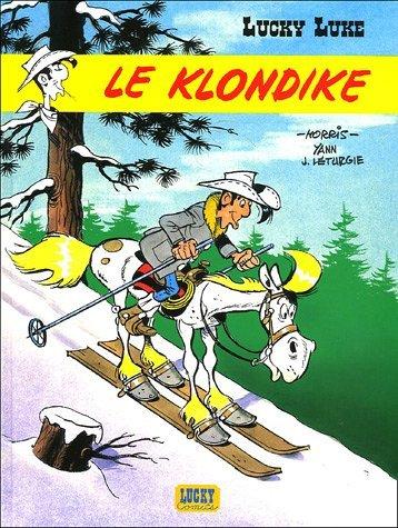 Lucky Luke t.35 ; le klondike