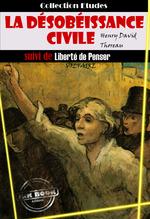 Vente EBooks : La désobéissance civile suivie de Liberté de penser (par Voltaire)  - Henry David THOREAU