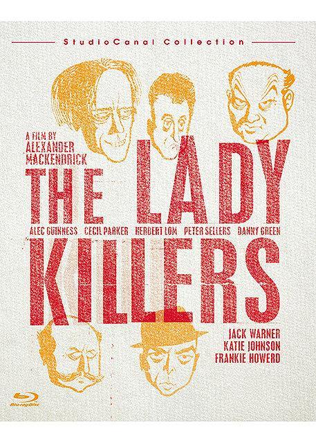 The Ladykillers (Tueurs de dames)