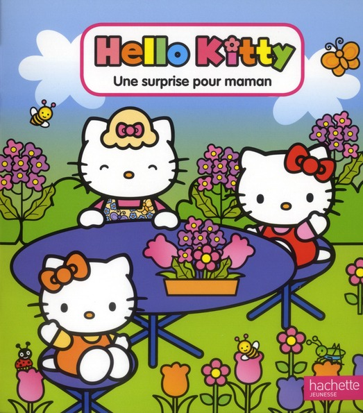 Hello Kitty ; Une Surprise Pour Maman