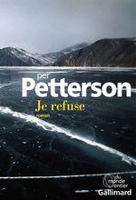 Je refuse  - Per Petterson