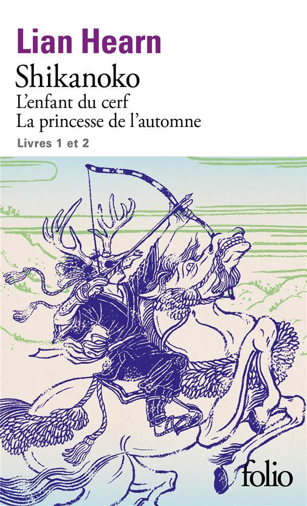 Shikanoko t.1 et t.2 ; l'enfant du cerf, la princesse de l'automne