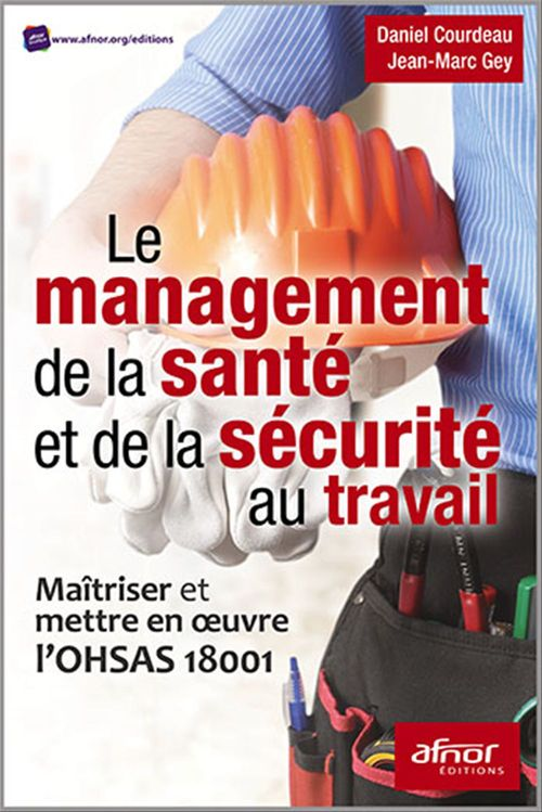Le management de la santé et de la sécurité au travail ; maîtriser et mettre en oeuvre l'OHSAS 18001