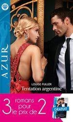Vente Livre Numérique : Pack 3 pour 2 Azur - Juillet 2020  - Christina Hollis - Melanie Milburne - Louise Fuller