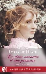 Vente Livre Numérique : Le doux souvenir d'une promesse - vol01  - Lorraine Heath
