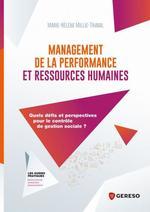 Vente Livre Numérique : Management de la performance et ressources humaines  - Marie-Hélène Millie-Timbal