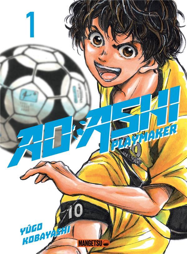 Ao Ashi, playmaker T.1