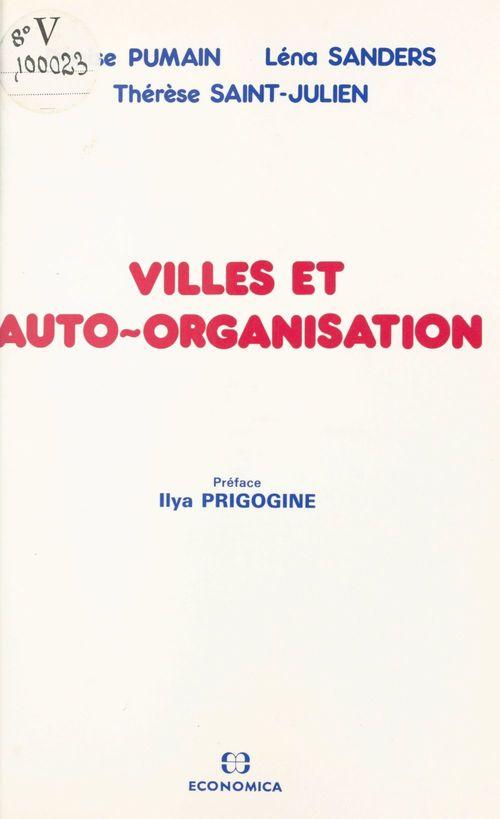 Villes et auto-organisation