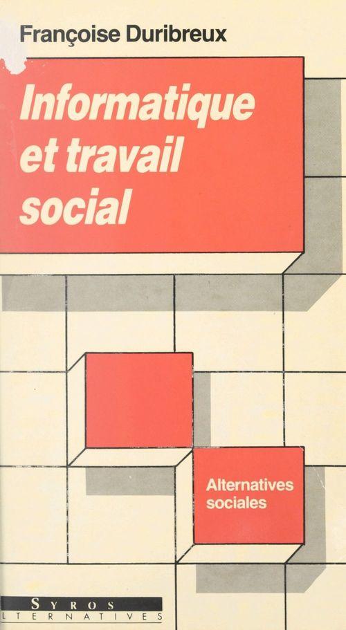 Informatique et travail social