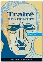 Vente EBooks : Traité des devoirs  - CICERON